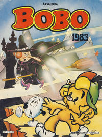 Cover Thumbnail for Bobo årsalbum (Semic, 1978 series) #1983