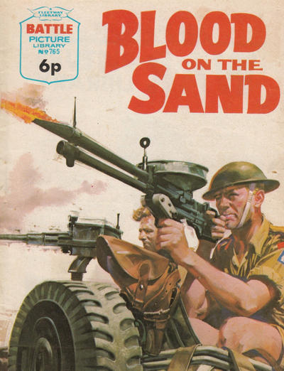 Cover for Battle Picture Library (IPC, 1961 series) #765