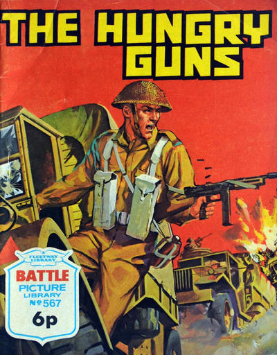 Cover for Battle Picture Library (IPC, 1961 series) #567