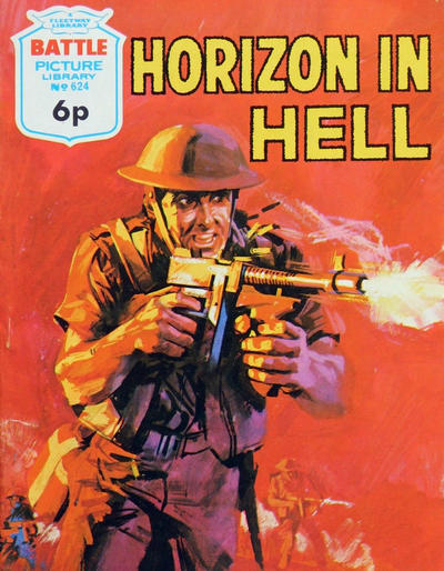 Cover for Battle Picture Library (IPC, 1961 series) #624