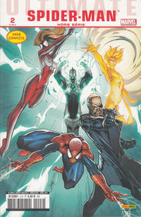 Cover Thumbnail for Ultimate Spider-Man Hors-Série (Panini France, 2011 series) #2
