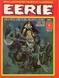 Cover Thumbnail for Eerie (K. G. Murray, 1974 series) #4