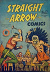 Cover for Straight Arrow Comics (Magazine Management, 1950 series) #12