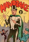 Cover for Mandrake the Magician (Yaffa / Page, 1964 ? series) #25