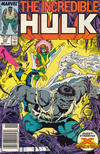 Cover Thumbnail for The Incredible Hulk (1968 series) #337 [Newsstand Edition]
