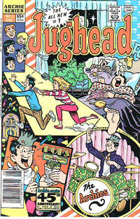 Cover for Jughead (1987 series) #1