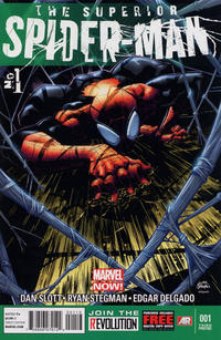 Cover Thumbnail for Superior Spider-Man (Marvel, 2013 series) #1 [3rd Printing]