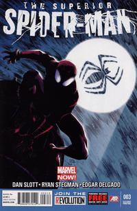 Cover Thumbnail for Superior Spider-Man (Marvel, 2013 series) #3 [2nd Printing]