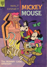 Cover Thumbnail for Walt Disney's Mickey Mouse (W. G. Publications; Wogan Publications, 1956 series) #193
