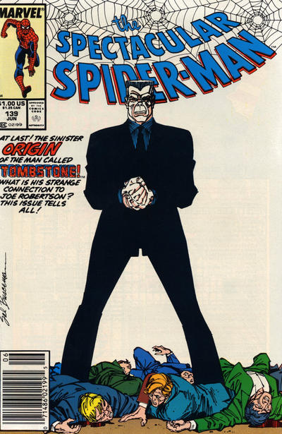 Cover for The Spectacular Spider-Man (1976 series) #139