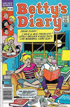 Cover for Betty's Diary (Archie, 1986 series) #25