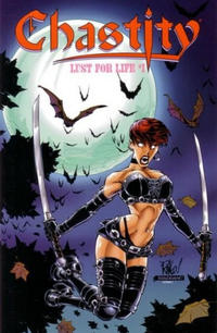 Cover for Chastity: Lust for Life (Chaos! Comics, 1999 series) #1
