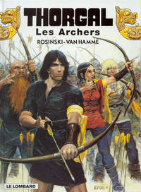 Cover Thumbnail for Thorgal (Le Lombard, 1980 series) #9 - Les archers