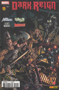 Cover Thumbnail for Dark Reign (Panini France, 2009 series) #11