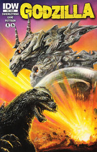 Cover Thumbnail for Godzilla (IDW, 2012 series) #12