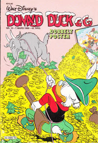 Cover Thumbnail for Donald Duck & Co (Hjemmet, 1948 series) #10/1989