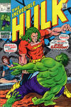 Cover Thumbnail for The Incredible Hulk (1968 series) #141 [UK price variant]