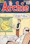 Cover for Archie (Archie, 1959 series) #132 [15 cent price variant]