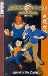 Cover for Jackie Chan Adventures (Tokyopop, 2003 series) #2
