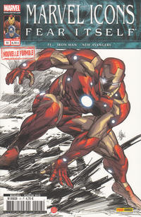 Cover Thumbnail for Marvel Icons (Panini France, 2011 series) #13