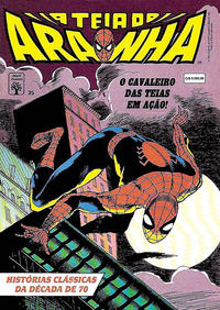 Cover Thumbnail for A Teia do Aranha (Editora Abril, 1989 series) #35