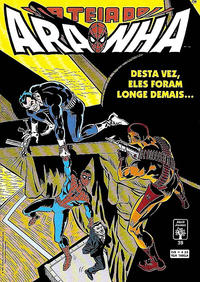 Cover Thumbnail for A Teia do Aranha (Editora Abril, 1989 series) #39