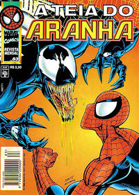 Cover Thumbnail for A Teia do Aranha (Editora Abril, 1989 series) #83