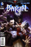Cover for Batgirl (DC, 2011 series) #21