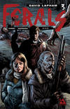 Cover for Ferals (Avatar Press, 2012 series) #3