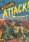 Cover for Atomic Attack! (Calvert, 1953 ? series) #13