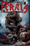 Cover for Ferals (Avatar Press, 2012 series) #7 [Gore Variant Cover by Gabriel Andrade]