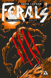 Cover for Ferals (Avatar Press, 2012 series) #9 [Slashed Edition Variant Cover by Gabriel Andrade]