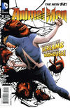 Cover for Animal Man (DC, 2011 series) #21