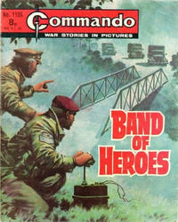 Cover Thumbnail for Commando (D.C. Thomson, 1961 series) #1109