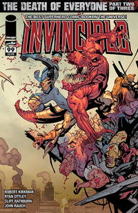 Cover Thumbnail for Invincible (Image, 2003 series) #99