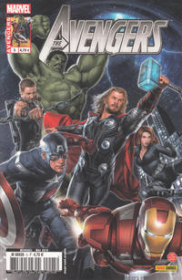 Cover Thumbnail for Avengers (Panini France, 2012 series) #5