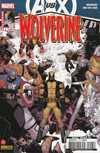 Cover Thumbnail for Wolverine (Panini France, 2012 series) #5