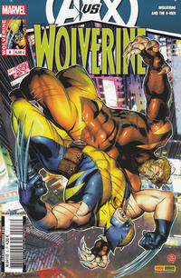 Cover Thumbnail for Wolverine (Panini France, 2012 series) #8