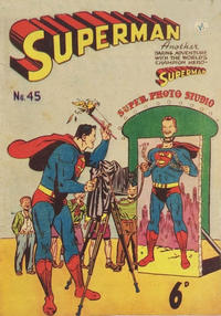 Cover Thumbnail for Superman (K. G. Murray, 1947 series) #45