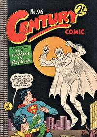 Cover Thumbnail for Century Comic (K. G. Murray, 1961 series) #96
