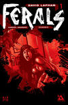 Cover for Ferals (Avatar Press, 2012 series) #1 [Phoenix VIP Exclusive Variant by Gabriel Andrade]