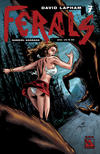 Cover for Ferals (Avatar Press, 2012 series) #7 [NYCC Variant by Gabriel Andrade]
