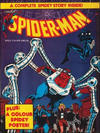 Cover for Spider-Man Comic (Marvel UK, 1984 series) #633