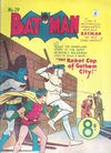 Cover for Batman (K. G. Murray, 1950 series) #29