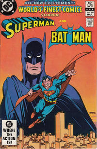 Cover Thumbnail for World's Finest Comics (DC, 1941 series) #289 [Direct-Sales]