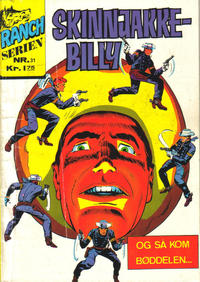 Cover Thumbnail for Ranchserien (Williams Forlag, 1968 series) #31