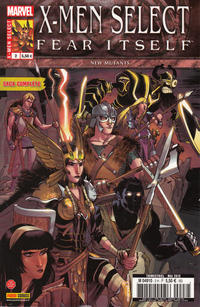 Cover Thumbnail for X-Men Select (Panini France, 2012 series) #2