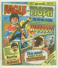 Cover Thumbnail for Eagle (IPC, 1982 series) #168