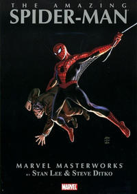 Cover Thumbnail for Marvel Masterworks: The Amazing Spider-Man (Marvel, 2009 series) #1
