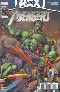 Cover Thumbnail for Avengers (Panini France, 2012 series) #6